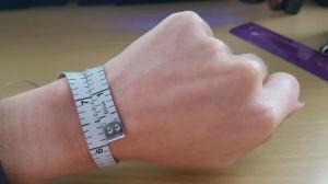 Bracelet sizing pic 1
