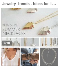 Jewelry Trends Board