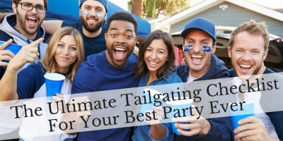 The Ultimate Tailgating Checklist For Your Best Party Ever