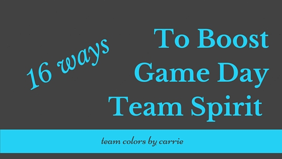 16 Ways to Boost Team Spirit