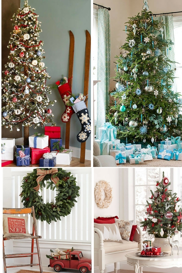 Holiday Color Scheme Blog Post - BHG pics