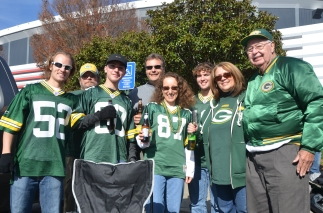 2010-Nov Packers at Falcons