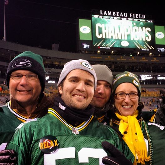 2014 - NFC North Champs