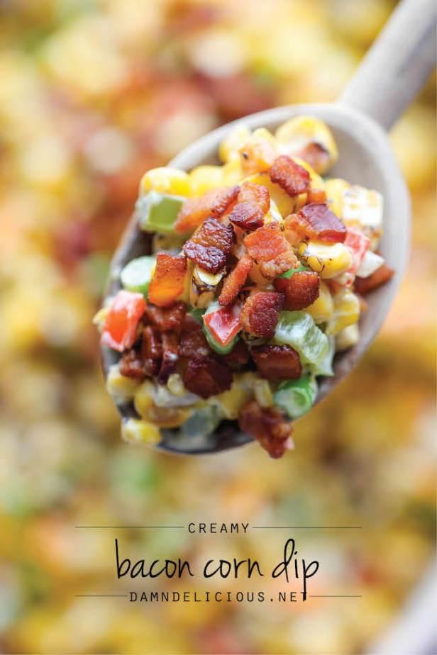 Bacon Corn Dip
