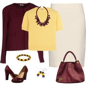 Maroon and Gold 2