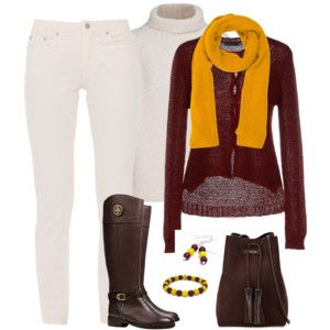 Maroon and Gold 3
