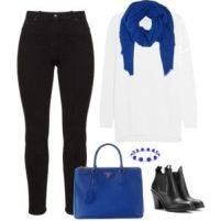 Royal Blue and White 3
