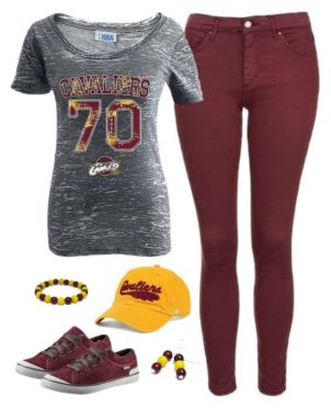 Cleveland Cavaliers - Game Day Style