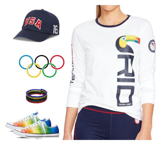 Rio 2016 - Colors of the Rings