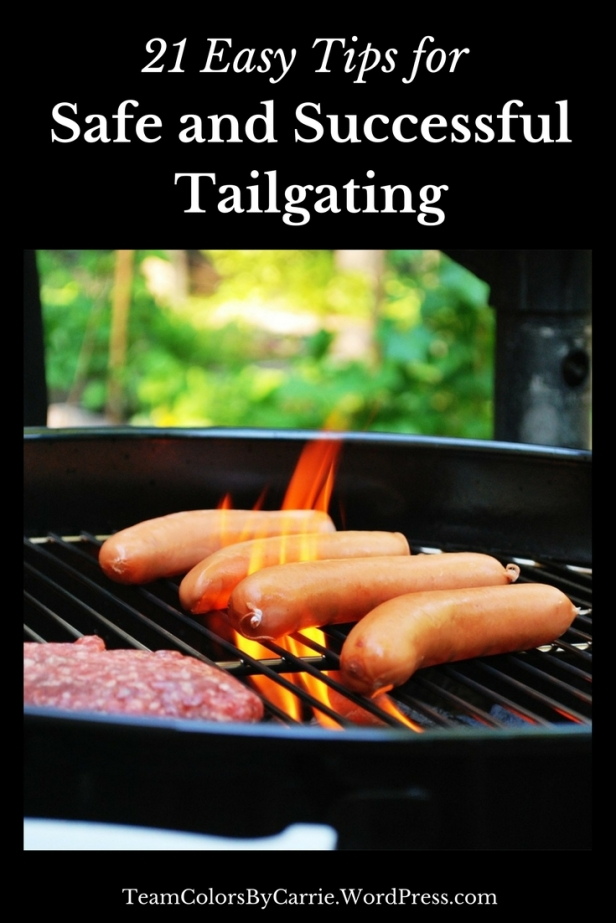 21 Easy Tips for Safe and Successful Tailgating
