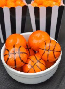 Basketball-Mandarins