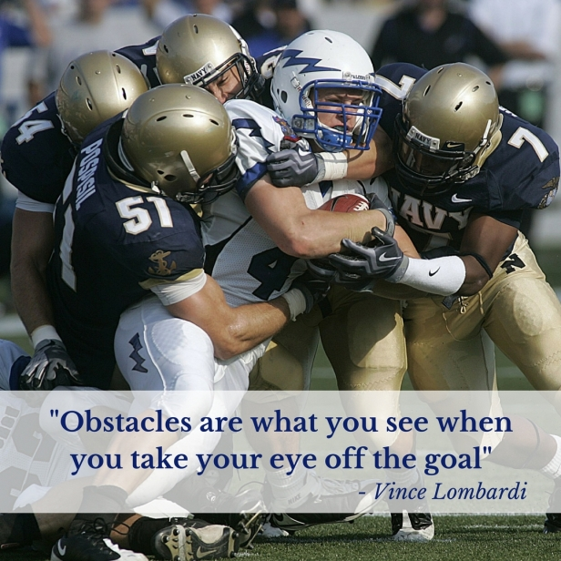 Vince Lombardi 15 - ALL