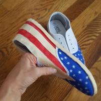 4d - red stripes
