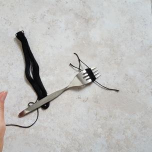 3e - flip fork