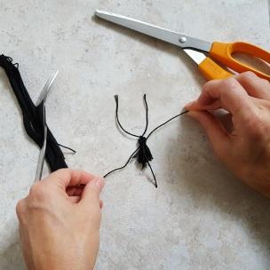 4d - tie knot