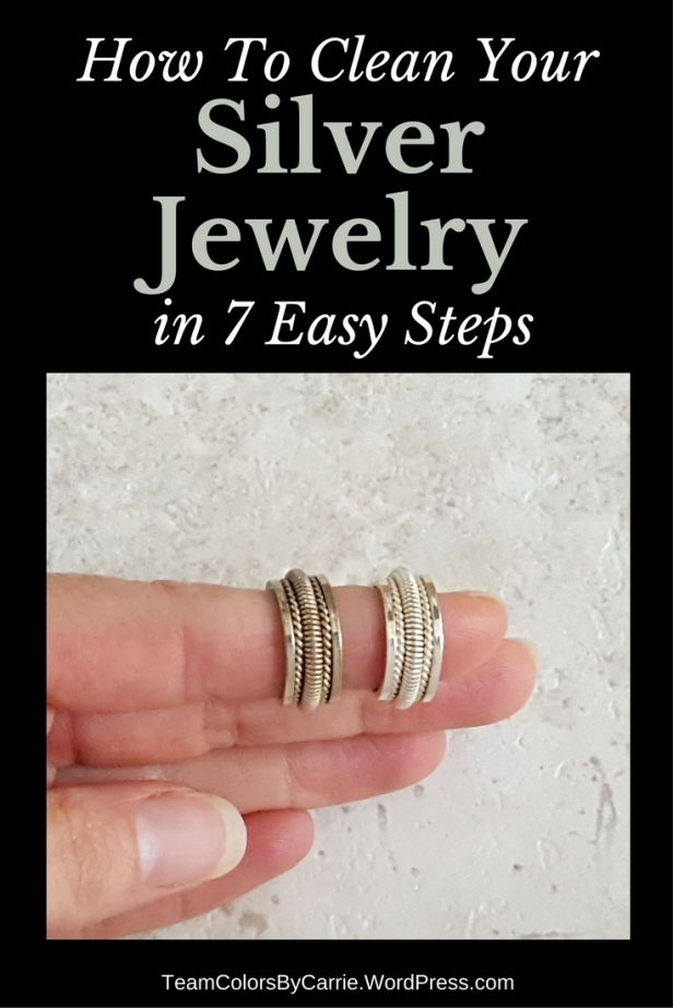 How to Clean your Silver Jewelry in 7 Easy Steps