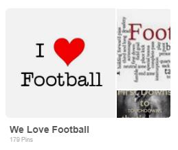 We Love Football