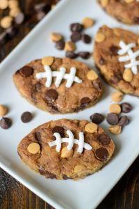 Football-Chocolate-Chip-Peanut-Butter-Blondies