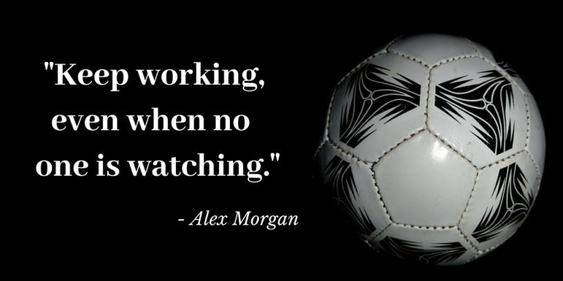 Soccer Quotes 25 of the Greatest Soccer Quotes Ever – Team Colors By Carrie Soccer Quotes