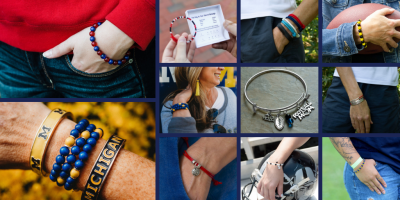 Team Spirit Bracelets